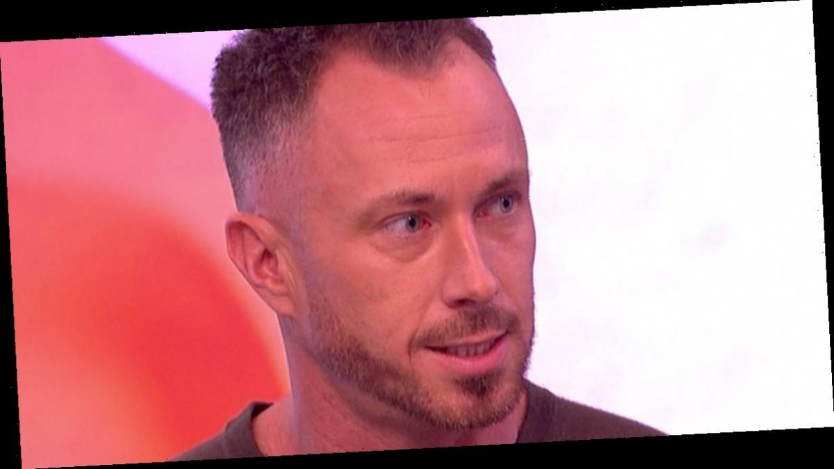 James Jordan's dad suffers second stroke in hospital after testing positive for coronavirus
