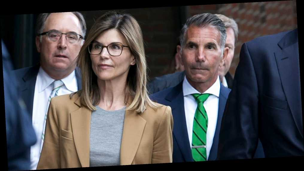 Lori Loughlin, Mossimo Giannulli to Serve Jail Time After Striking Plea Deal