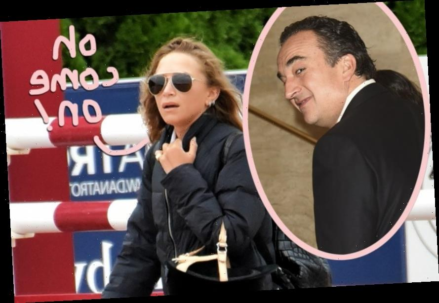 Mary-Kate Olsen 'Incredibly Upset' Courts Ignored How 'Terrified' She Is!