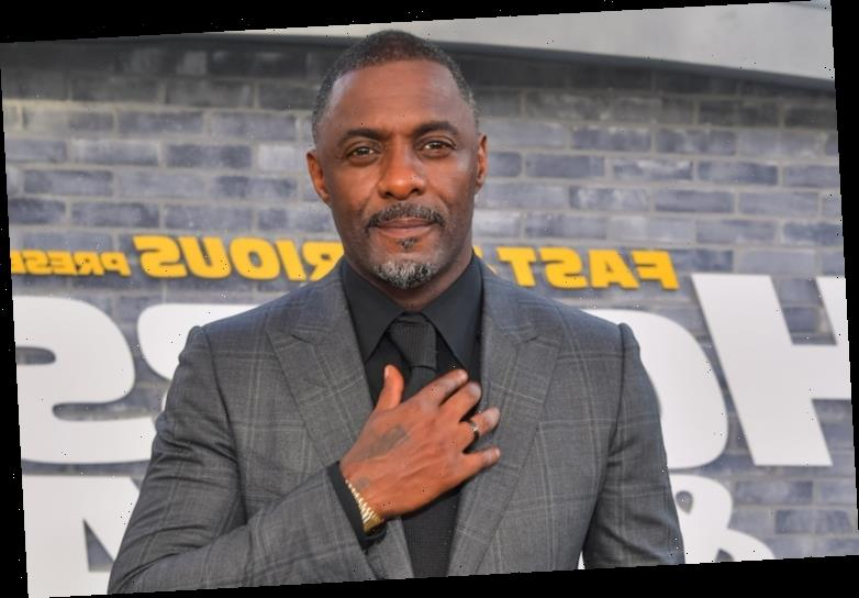 Before Idris Elba Fell in Love With Cars, He Built Them