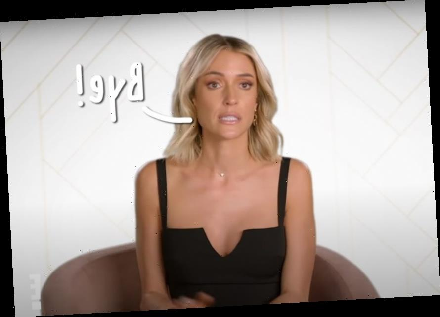 Kristin Cavallari Says Very Cavallari Is OVER Amid Her Divorce From Jay Cutler!