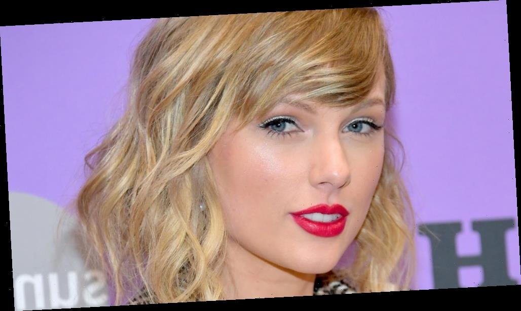 Taylor Swift just made a big change to her hair in quarantine