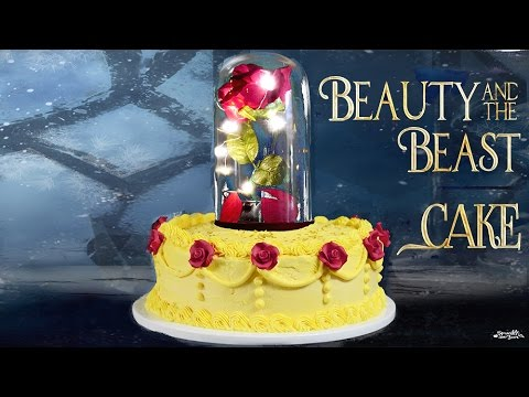 Explore momkorns board Disneys Beauty and the Beast Cakes, followed …