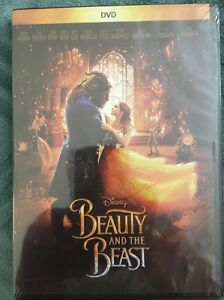 Beauty and the beast dvd 2017