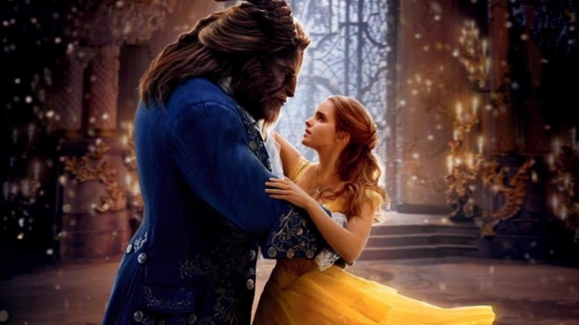 Beauty and the beast review 2017