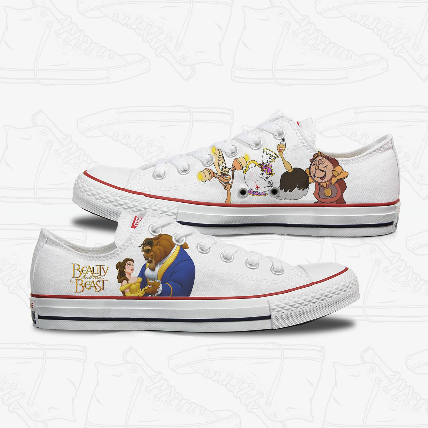 Check out our beauty and the beast shoes selection for the very best …