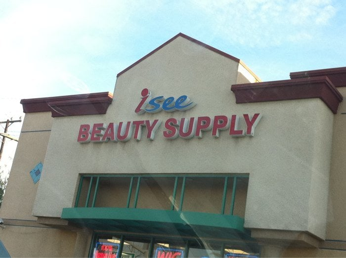 Great little neighborhood beauty supply store, I go there to buy all my …