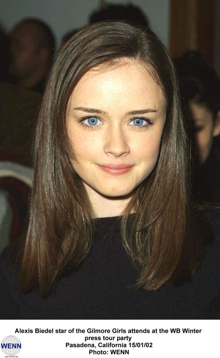 Celebrities with brown hair and blue eyes