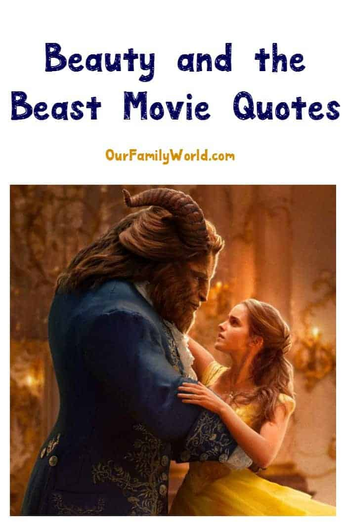 How long is beauty and the beast