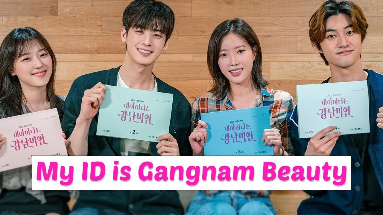 My id is gangnam beauty ep 2