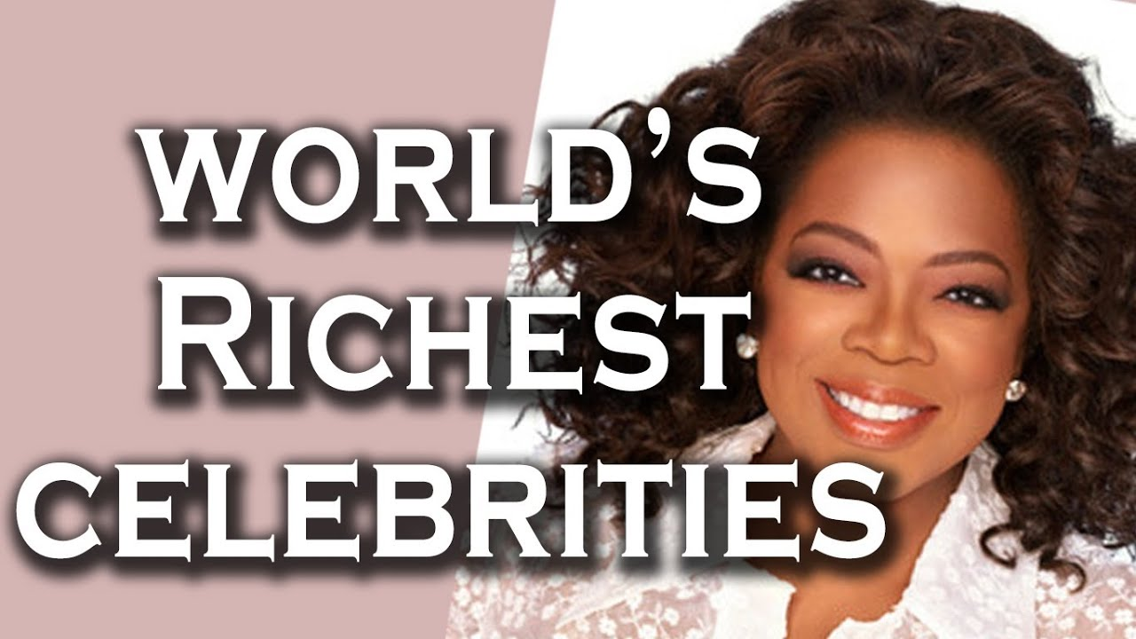 A huge collection of all the celebrity net worths of the …