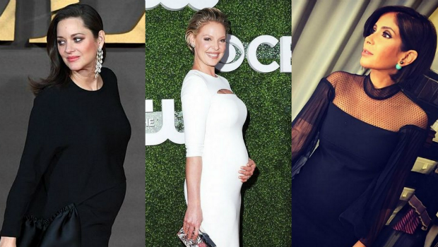 All the Pregnant Celebrities Expecting Babies in 2017…