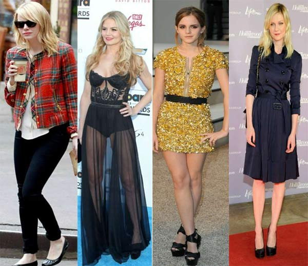 List Rules Vote up the consistently best dressed famous women …