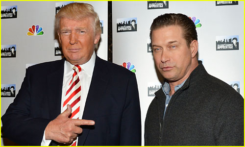 What celebrities voted for trump